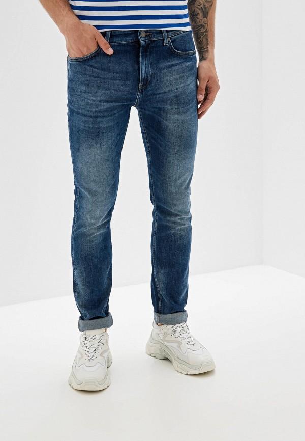 мужские джинсы hugo boss, синие