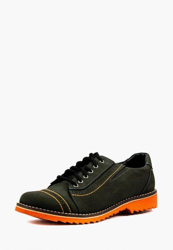 мужские туфли mida, серые