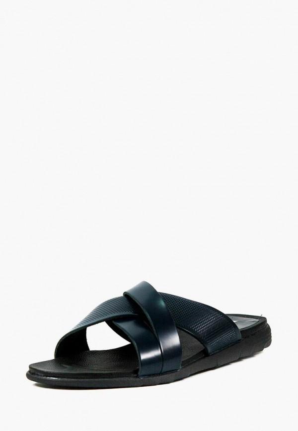 мужские сандалии mida, синие