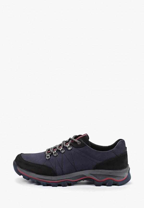 мужские ботинки pierre cardin, синие