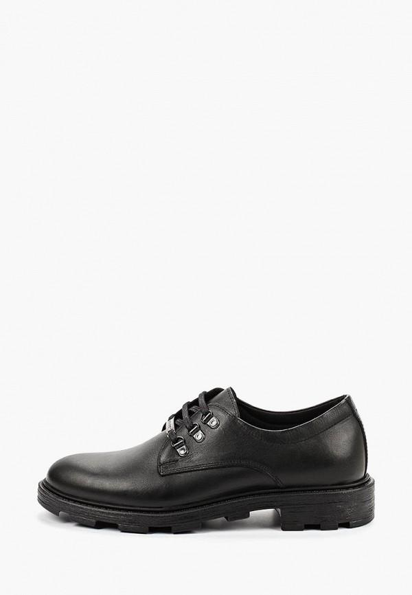 мужские ботинки pierre cardin, черные