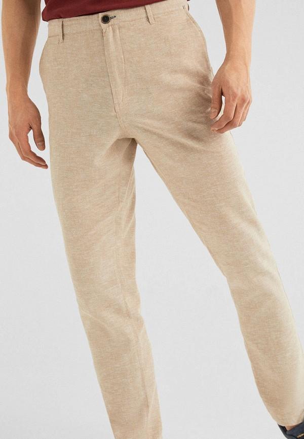мужские повседневные брюки springfield, бежевые