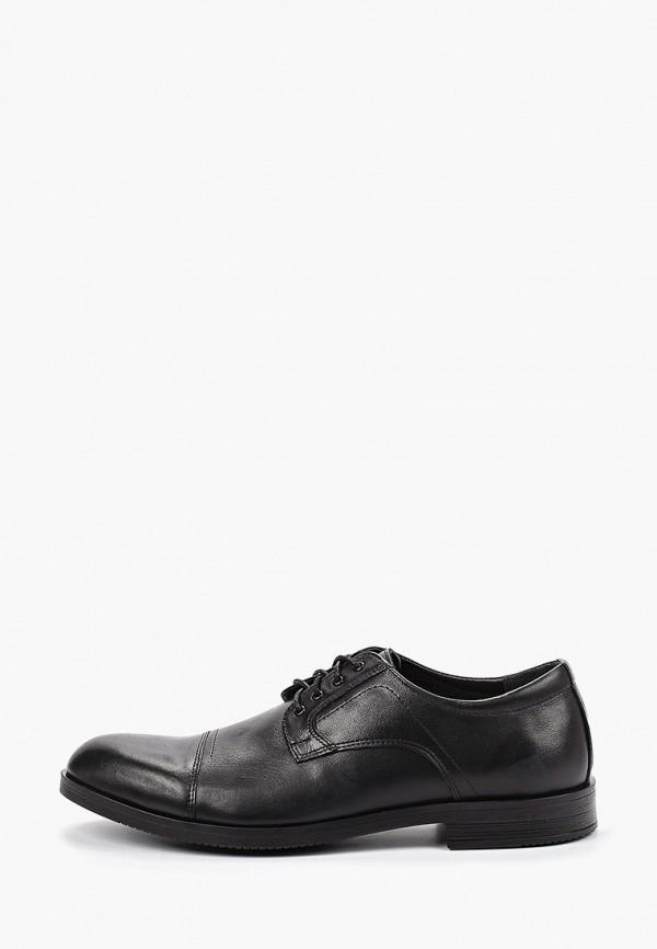Туфли Alessio Nesca цвет черный