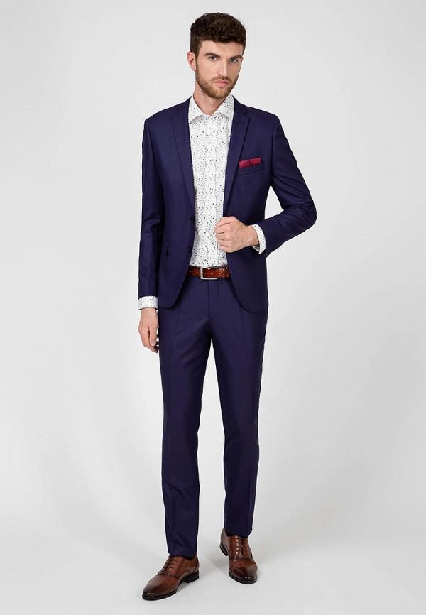 мужской костюм navi, фиолетовый