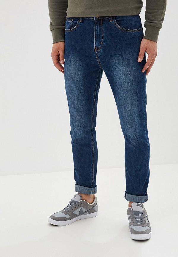 мужские джинсы befree, синие