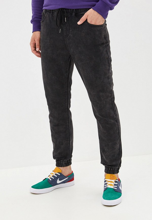 мужские джинсы befree, черные