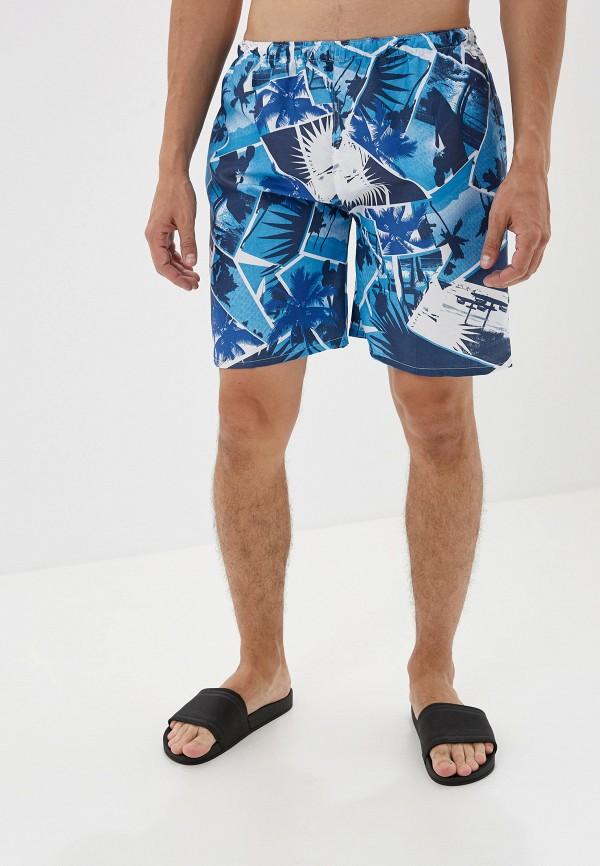 мужские шорты katomi, синие