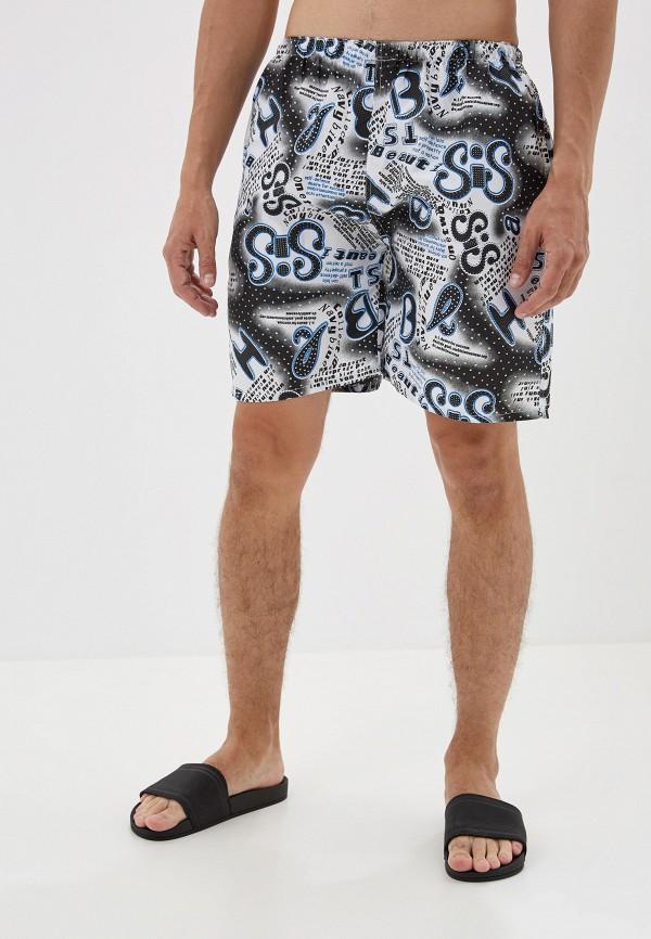 мужские шорты katomi, серые