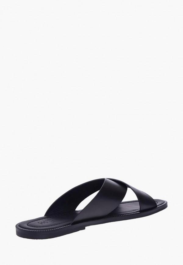 мужские сандалии fabi, черные
