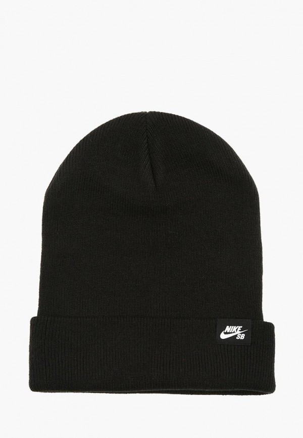 мужская шапка nike, черная