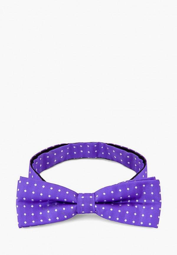 мужские галстуки и бабочки casino, фиолетовые