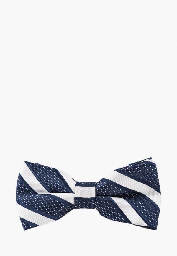 мужские галстуки и бабочки churchill accessories, синие