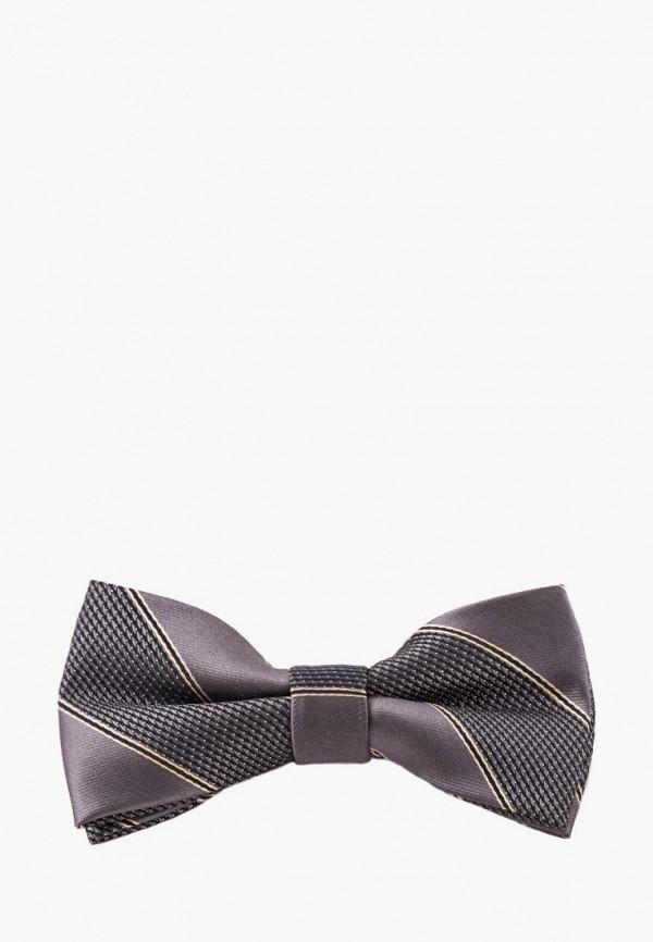 мужские галстуки и бабочки churchill accessories, серые