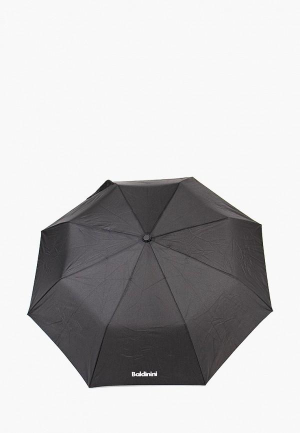 мужской зонт baldinini, черный