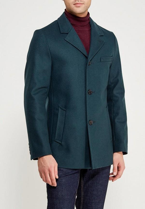 Пальто Синар цвет зеленый
