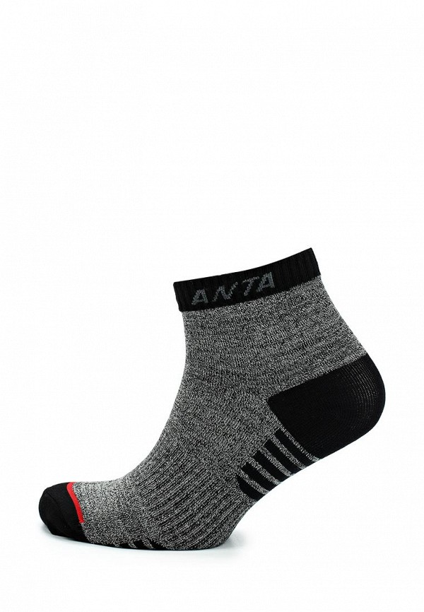 мужские носки anta, черные