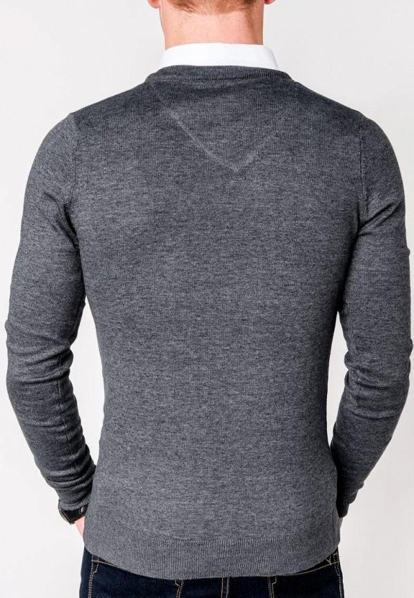 Пуловер Ombre цвет серый  Фото 3