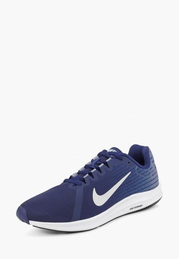 Купить Кроссовки Nike, Downshifter 8, mp002xm07vtg, синий, Весна-лето 2019