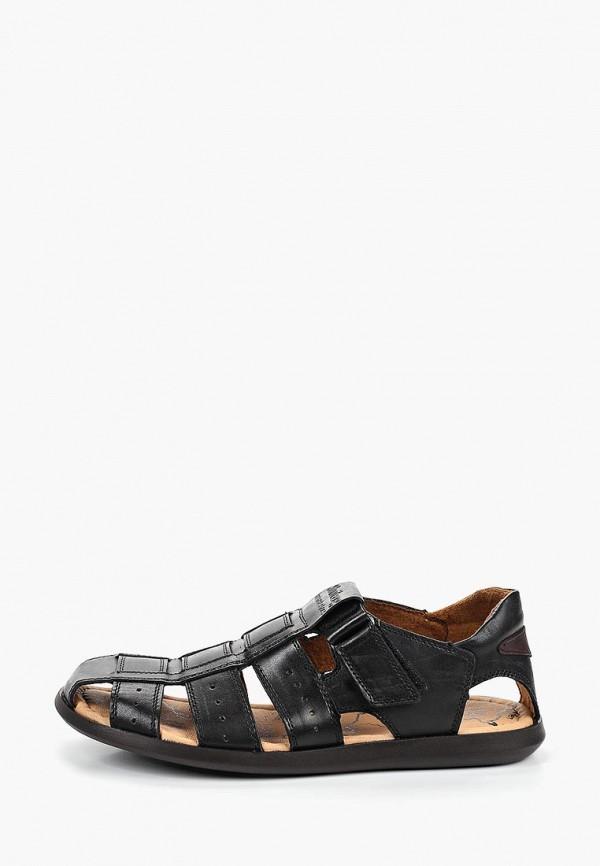 мужские сандалии shoiberg, черные