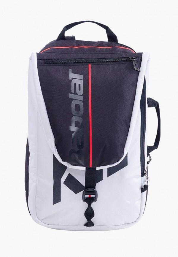 мужской рюкзак babolat, белый