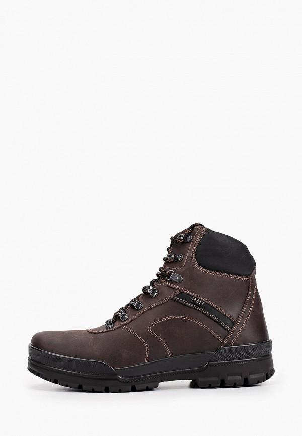 мужские высокие ботинки ralf ringer, коричневые