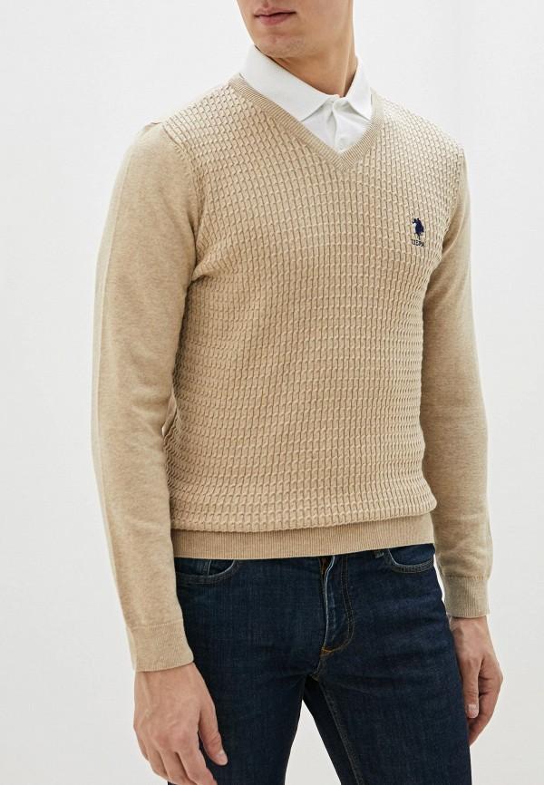 Пуловер U.S. Polo Assn. U.S. Polo Assn. MP002XM07WH2