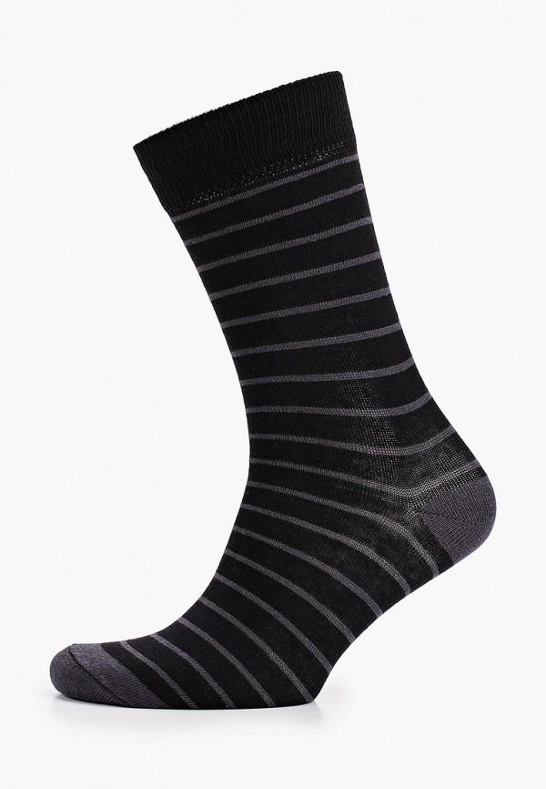мужские носки colin's, черные
