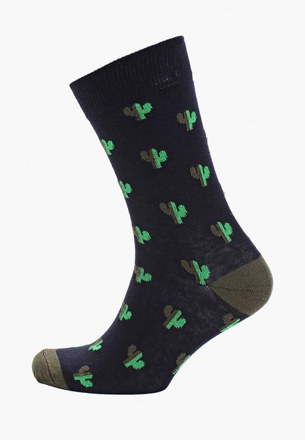 мужские носки colin's, синие
