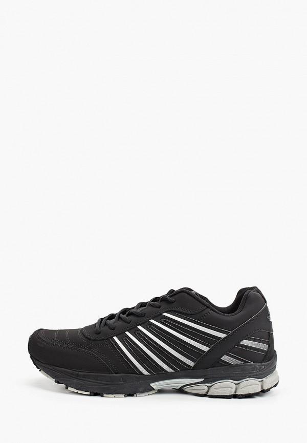 мужские низкие кроссовки sigma, черные