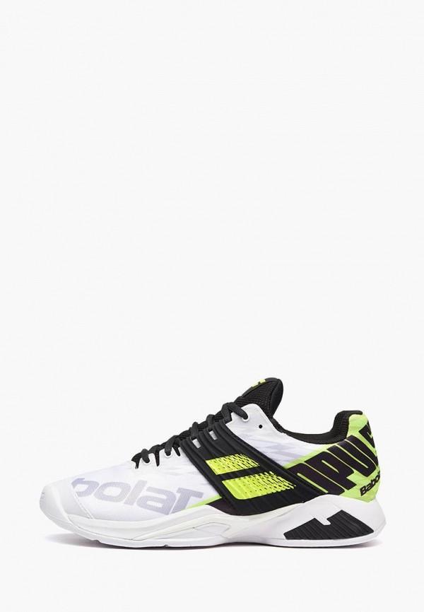 мужские кроссовки babolat, белые