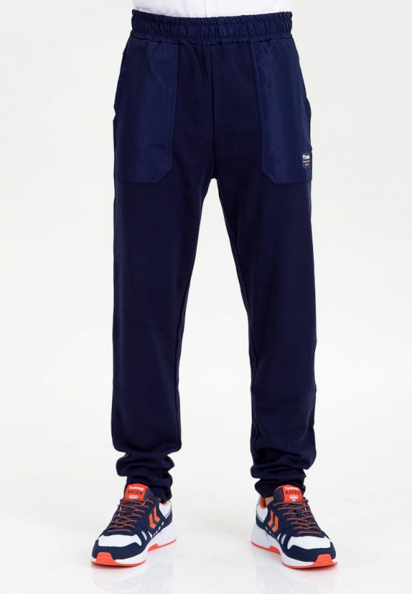 мужские спортивные брюки hummel, синие