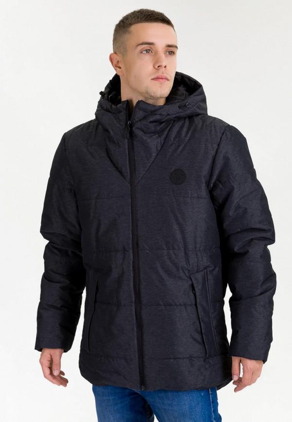 мужская куртка hummel, серая
