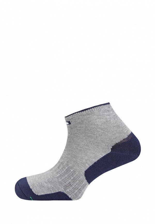 мужские носки punto blanco, серые