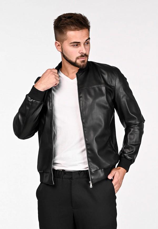 мужская куртка react, черная