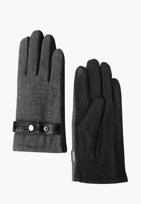 мужские перчатки амоо, серые