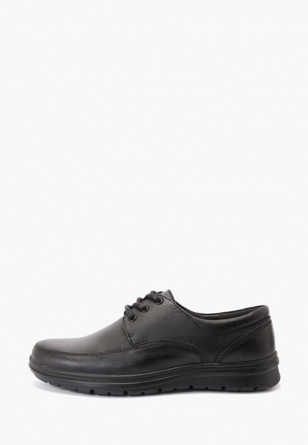 мужские ботинки golovin, черные