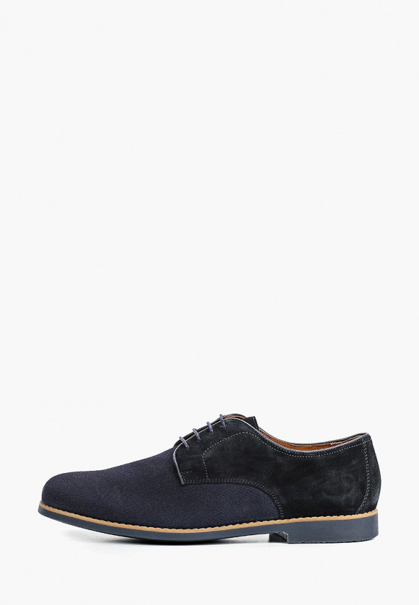 мужские туфли-дерби ralf ringer, синие