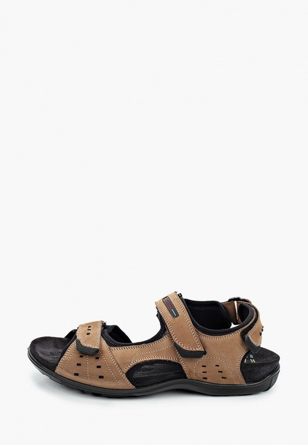 мужские сандалии ralf ringer, коричневые