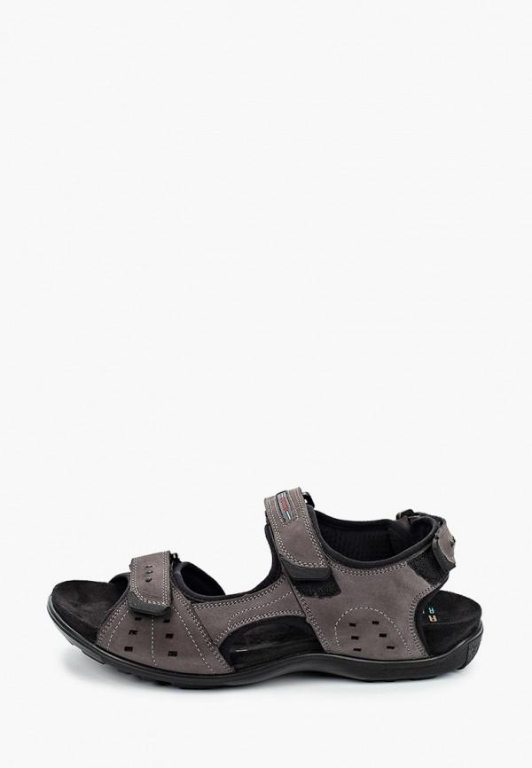 мужские сандалии ralf ringer, серые