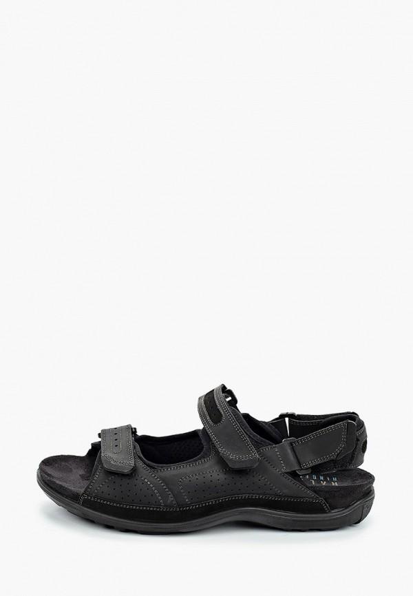 мужские сандалии ralf ringer, черные