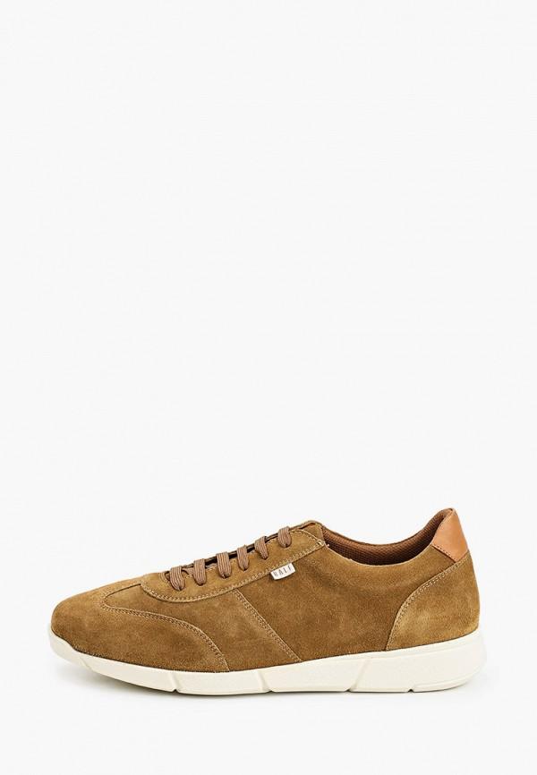 мужские низкие кроссовки ralf ringer, коричневые