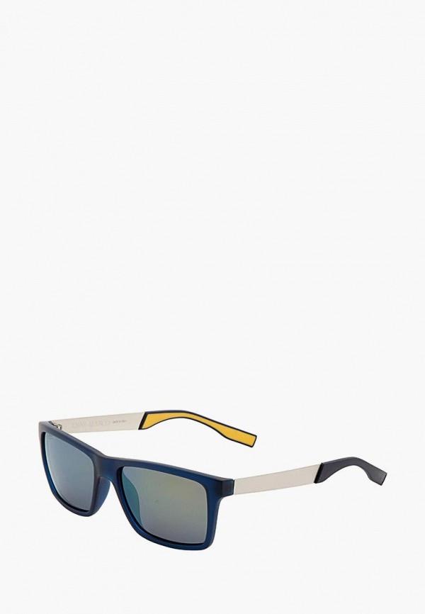 мужские солнцезащитные очки enni marco, синие