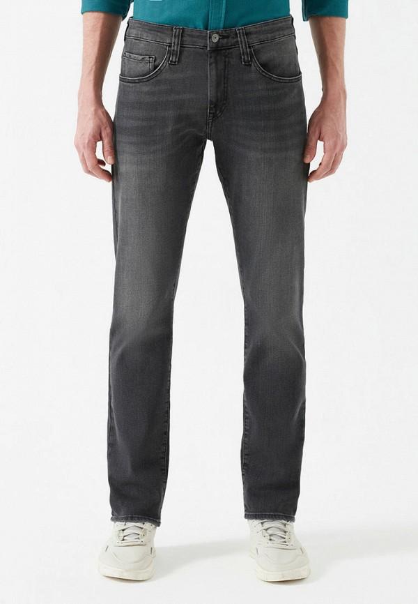 мужские прямые джинсы mavi, серые