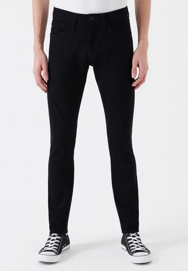 мужские зауженные джинсы mavi, черные