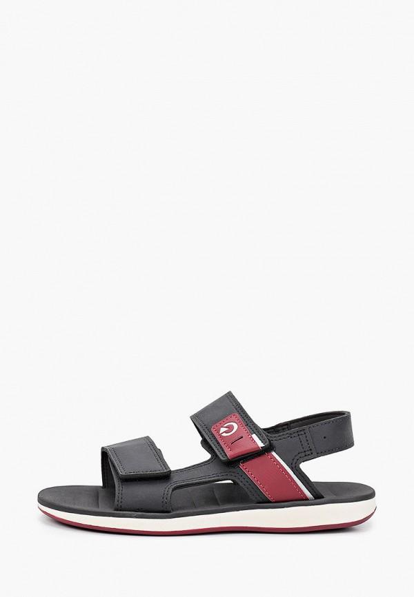 мужские сандалии cartago, черные