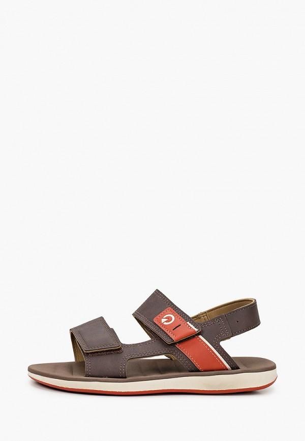 мужские сандалии cartago, коричневые