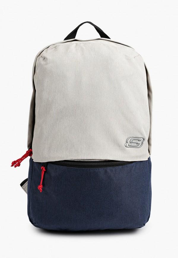 мужской рюкзак skechers, разноцветный
