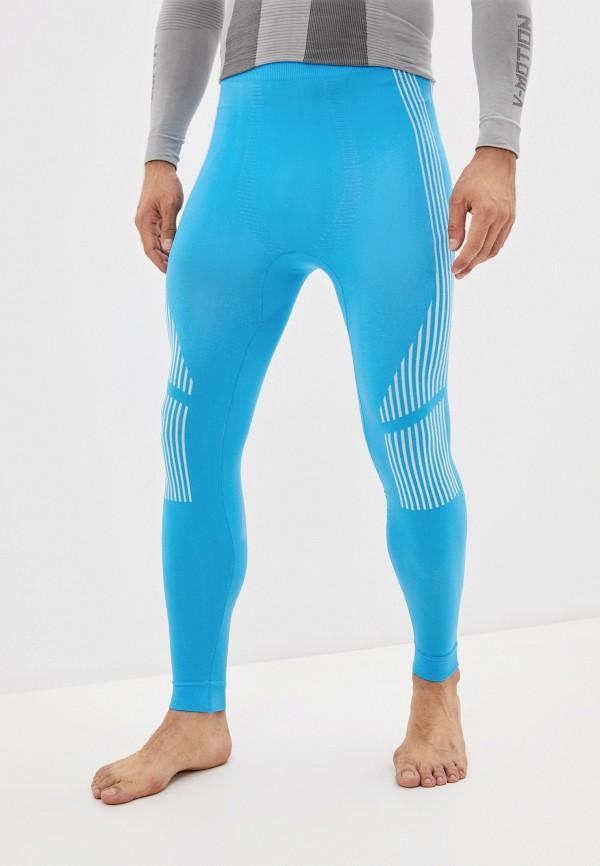 мужское термобелье v-motion, голубое