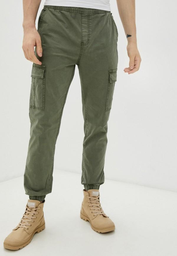 мужские брюки карго befree, хаки