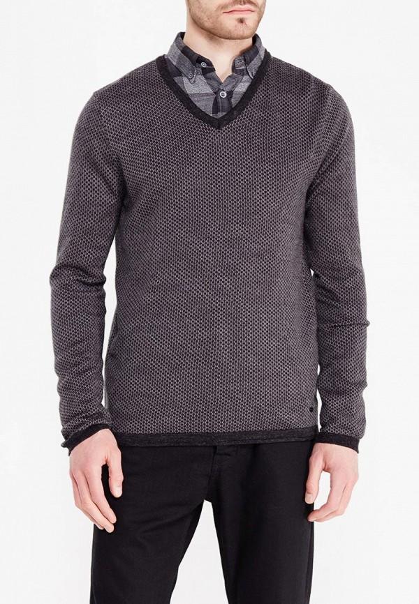 мужской пуловер colin's, серый